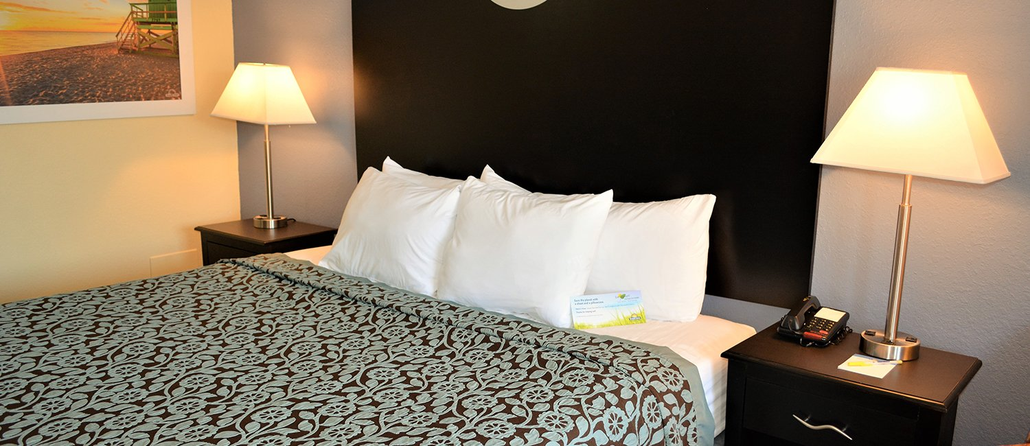 Comfortable Hotel Rooms In Jacksonville