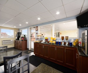Days Inn Jacksonville NC - Free continental breakfast is included with your stay