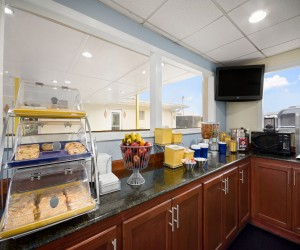 Days Inn Jacksonville NC - Free Daybreak Continental Breakfast