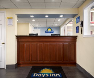 Days Inn Jacksonville NC - Our staff looks forward to serving you