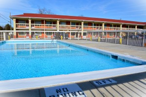 Days Inn Jacksonville Hotel - Outdoor Pool