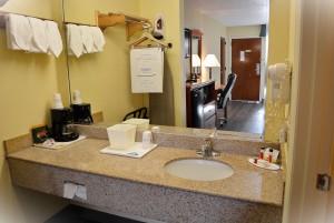 Days Inn Jacksonville Hotel - Vanity area