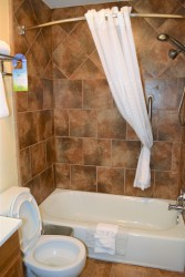 Days Inn Jacksonville Hotel - Bath Tubs